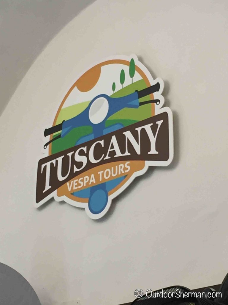 Tuscany Vespa Tours Office