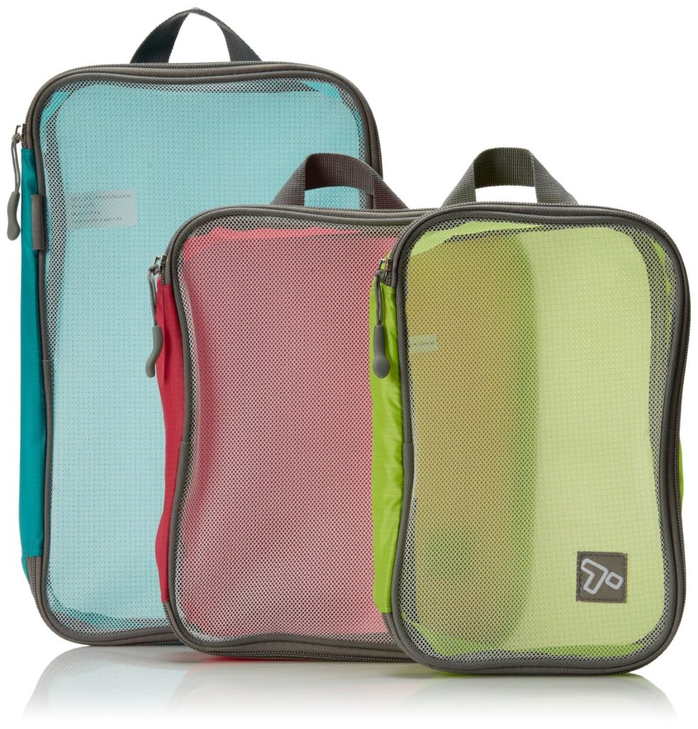 Travelon Packing Cubes