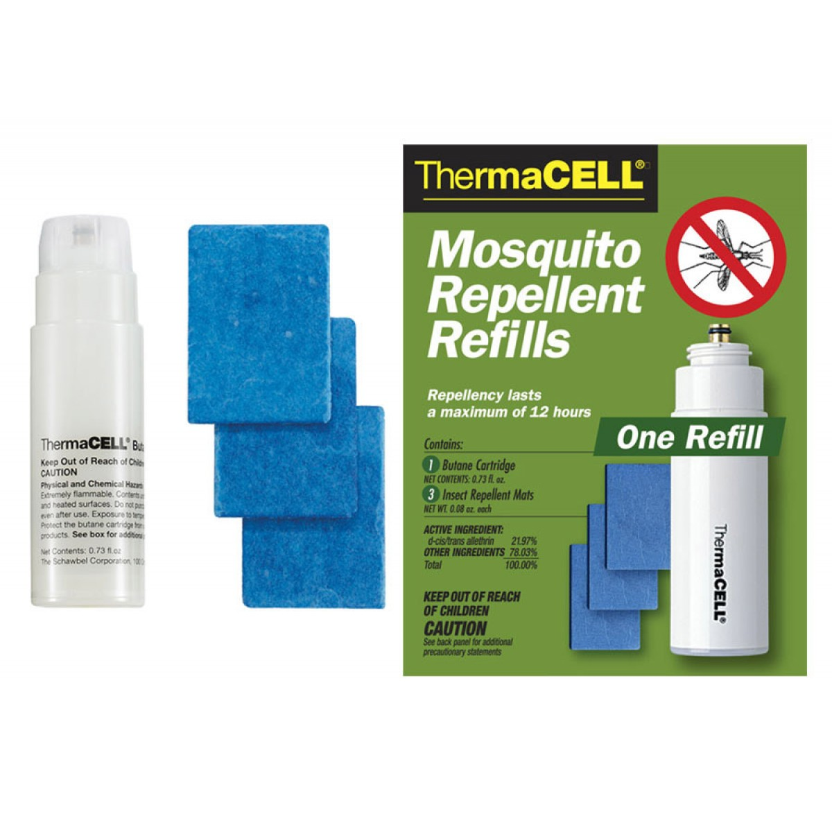 Thermacell Mosquito Repellant Refill Pack
