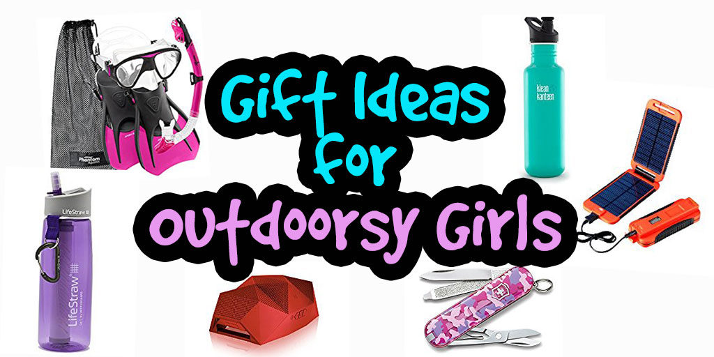 Outdoorsy Girls Gift Ideas
